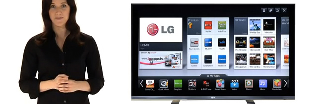 LG Smart TV with Google TV – Wall Mounting