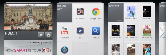 LG Smart TV with Google TV – Overview