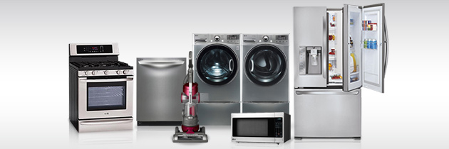Making your home a 39 smart home 39 lg us blog - Home appliances that we thought ...