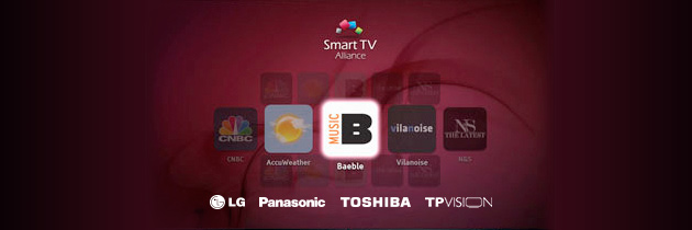 LG AND FRIENDS PLOT THE FUTURE OF SMART TV
