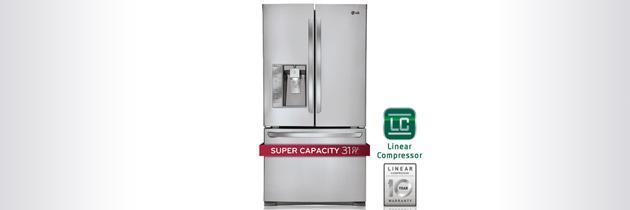 French Door Refrigerator Lg Us Blog