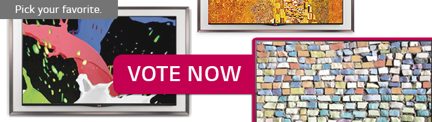 Support young artists: cast your vote!