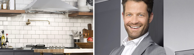 Nate Berkus sets the table for entertaining