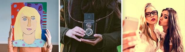 #Newsflash: Selfies Didn't Start This Century
