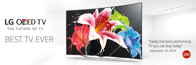 LG OLED TV THE ULTIMATE DISPLAY