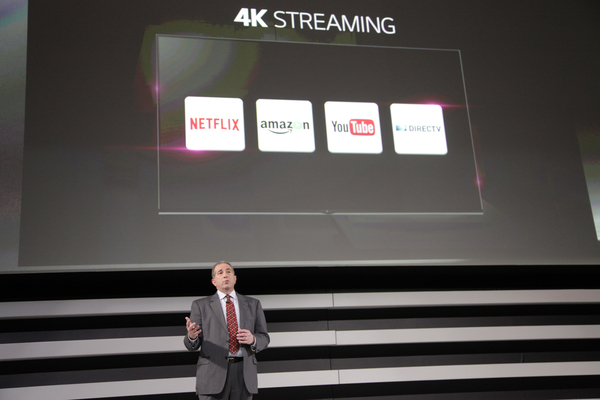 LG Announces Expanding Lineup of Smart TV Content Providers