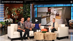 'Flip Your Fridge' kitchen makeover by LG and Best Buy wows Ellen fan