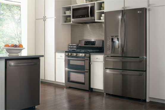 Introducing Smudge Proof Luxury The Lg Diamond Collection