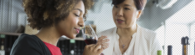 Be a wine connoisseur in four easy steps