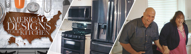 Rachael Ray show viewer gets brand new LG Black Stainless Steel Series kitchen!