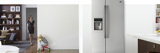 Door-in-Door and More: New LG Refrigerators at CES 2014.