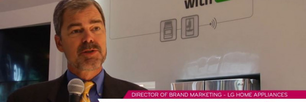 LG Home Chat Introduced by Dave VanderWaal | LG at CES 2014